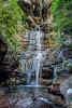 Empress Falls (Eddy Summers) Tags: pentaxk1 pentaxaustralia pentax 24mmf28 pixelshift longexposure topaz landscape vibrant water waterfall canyon rockpool cliffface