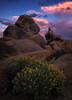 To The Hills (Ryan_Buchanan) Tags: alabama hills lone pine california ryan buchanan exposurescape sunset moon rocks color clouds
