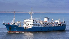Ocean Seeker (calzer) Tags: shipping gardline 1970 clyde ferguson coast offshore oil sea north vessel survey ocean seeker aberdeen ship