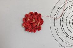 Applique Kurs 22 (Sockenhummel) Tags: applique esthermiller kurs tedstorm fuji x30 nähen sewing quilt patchwork applizieren unterricht