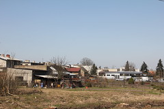 Odolanów 09.04.2018 (szogun000) Tags: odolanów poland polska town buildings overview backyards trees wielkopolskie wielkopolska greaterpoland canon canoneos550d canonefs18135mmf3556is