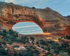 Wilson Arch, San Juan County, Utah (PhotosToArtByMike) Tags: wilsonarch utah ut sanjuancountyutah arch southeasternutah limestone canyon scenic desert landscape monuments desertlandscape