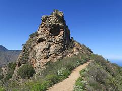Walk 6 - rock face! (Jackie & Dennis) Tags: lagomera rockface pareidolia