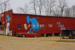 The Bobber (chumlee10) Tags: bobber tbird tap bar smalltown river tavern beer thunderbird winslow illinois il