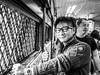 Osaka Guy (ColinParte) Tags: harajuku mono monochrome osaka
