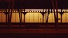 Stillness (Diaffi) Tags: redscalefilm analog diy ishootfilm pentaxmesuper trainstation lübeck stillness colors architecture