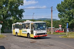 Karosa B731 č.133 DPmML (mrak.josef) Tags: dpmml litvínov karosab731