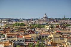 Er Cupolone (riccardolipocelli) Tags: roma sanpietro rome cupolone city sky