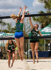 FGCU vs. Jacksonville 2018-04-13-1289 (Pacific Northwest Volleyball Photography) Tags: beachvolleyball ncaa womensvolleyball fgcu jacksonville