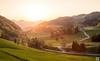 morning light (yves_matiegka) Tags: switzerland sunrise schweiz solothurn juramountains jura mountains hills valley forest road naturparkthal