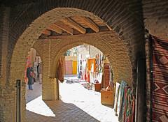 Tozeur (hans pohl) Tags: tunisie tozeur architecture markets marchés voûtes arcs arches