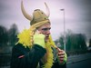 Allo les Carnavaleux, ici Vercingétorix ... (kitchou1 Thanx 4 UR Visits Coms+Faves.) Tags: exterior carnaval color season street people winter nature sky city saison