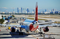 Avianca Cargo A330 Miami (Infinity & Beyond Photography) Tags: avianca colombia airlines cargo airbus a330 miami airport mia planes aircraft