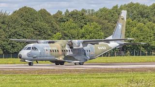 Czech Air Force CASA 295M 0453-2