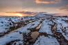 Les Monts d'Arrée sous la neige (Soregral) Tags: leverdesoleil landscape ciel church église brittany chemin leefilter paysage montdarrée cloud snow su nuage mount techniquephoto sky lumière bretagne neige
