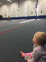 """Dani Watches Paul's Last Basketball Practice • <a style=""""font-size:0.8em;"""" href=""""http://www.flickr.com/photos/109120354@N07/26050339577/"""" target=""""_blank"""">View on Flickr</a>"""