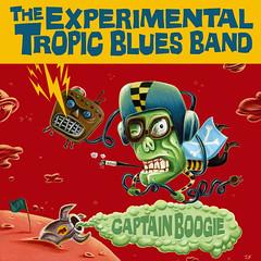 2009_The_Experimental_Tropic_Blues_Band_Captain_Boogie_2009 (Marc Wathieu) Tags: jauneorange 2009 rock pop vinyl cover record sleeve music belgium belgië coverart belgique pochette cd indie artwork vinylcover sleevedesign