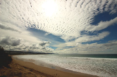Blue sky, beach and clouds (Julia_Kul) Tags: apollobay australia background bay beach beautiful blue clouds coast day greatoceanroad holiday horizon landscape nature ocean outdoor paradise paradisebeach sand sea seascape shore sky summer sun sunny sunset tourism travel tropical vacation water wave white