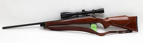 Remington Model 700 BDL - 17 Remington Caliber Bolt-Action Rifle w/ Simmons Prohunter Scope ($2,016.00)