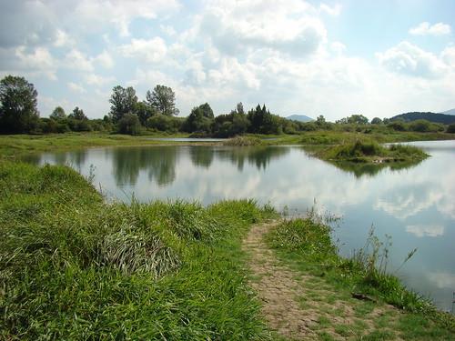 Озеро Церкница
