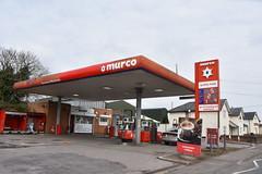 Murco, Winterbourne Stoke Wiltshire. (EYBusman) Tags: murco petrol gas gasoline filling service station mfg murphy oil company stone henge winterbourne stoke wiltshire eybusman
