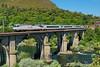 Arco. Viaducto de Sequeiros (rapidoelectro) Tags: arco 252 renfe largadistancia vigo irún acoruña bilbao sequeiros río river sil viaducto bridge viaduct puente