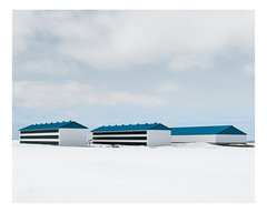saint-isidore (Mériol Lehmann) Tags: landscape beauce canada winter farm rural quebec barn topographies saintisidore québec ca