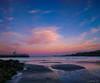 (Jaime GF) Tags: luanco principadodeasturias españa es smartphone beach sunset sea sky clouds nubes playa mar atardecer