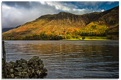 Buttermere Lake (.Wadders) Tags: buttermere lake lakedistrict water d600 ngc nikonfxshowcase hills