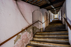 The Piarist stairs (a7m2) Tags: piaristenstiege krems city church pfarrplatz frauenbergkirche loweraustria oldtown donau staircase history culture travel tourismus
