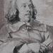 VAN DYCK Antoon - Portrait de Robert van Voerst, Graveur (drawing, dessin, disegno-Louvre INV19908) - Detail 02