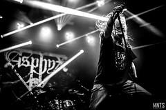 Asphyx - live in Metalmania XXIV fot. Łukasz MNTS Miętka-7