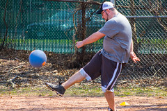 2H1A9721.jpg (bigleaguekickball) Tags: kickball stamford spring 2018 sports outdoor outdoors athlete athletic ball kick field