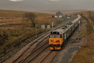 50's Over The Settle To Carlisle Line