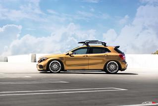 Mercedes GLA w/ ACE Flowform AFF04