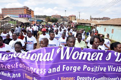 IWD 2018: Kenya