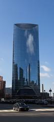 Reflejos en edificios de Chicago. (carlosgsanmillan) Tags: chicago eeuu united states reflejo reflex edificio building azul blue