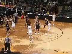 NCAA tournament, game 1 (LarrynJill) Tags: basketball ducks eugene or tournament ncaa