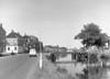 Hoogkerk Hoendiep de brug 1960 (hjrnoorden) Tags: hoogkerk hoendiep
