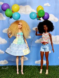 Libby e Zoe