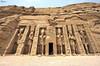 Temple of Hathor and Nefertari (Karnevil) Tags: africa egypt philae nubia westernbank aswan lakenasser pharaoh king queen ramessesii nefertiti abusimbel temples battleofkadesh nubianmonuments unescoworldheritagesite templeoframesses belovedbyamun hathorandnefertari bucketlist templeofhathorandnefertari nikon d610 petekreps