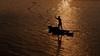 DSC_1643 (rajashekarhk) Tags: fishing evening enviornment east eastcoastroad ecr outskirts backwaters mutthukadu chennai colours capital colour southindia sunset silhouette nikon net rajashekar red hkr