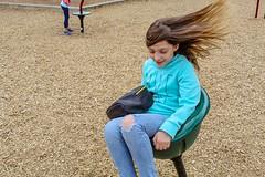 Veterans Park 3/23/18 (MandyThe3litist) Tags: spring minime park dizzy fun spin