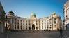 Hofburg Vienna (Pig Pang) Tags: hofburg wien horsiblad 35mm mittelformat horseman selfmadecamera