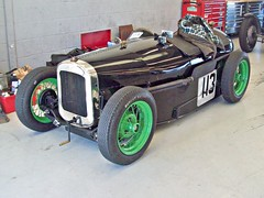 78 Austin Seven Special (1931) (robertknight16) Tags: austin british 1930s seven racecar racing waterfield blakeneyedwards silverstone