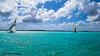 Laguna Bacalar-Mexico (johnfranky_t) Tags: lake bacalar laguna roo lago acqua dolce johnfranky t barche vele catamarano onde cielo sky clouds nubes agua dulce catamarán catamaran waves ondas quintana messico mexico samsung s7