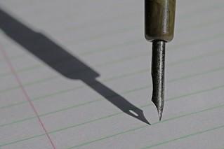 Hunt Crow Quill Pen_8093HMM