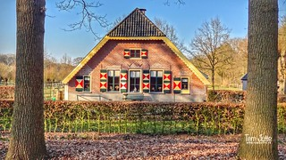 Boerderij De Cruijvoort, Maarsbergen, Netherlands - 4112