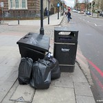 The Haringey Rebrand - dumped bags & tagged bin thumbnail