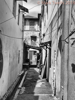 Alley, George Town